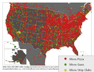 More Pizza, More Guns, More Strip Clubs