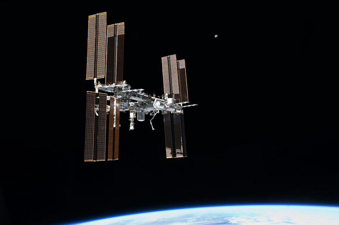 FYI: This is What the International Space Station Looks Like